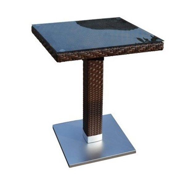 mesa-candice-80ch-aluminio-ratan-chocolate-80×80-cms