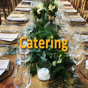 Mobiliario Catering