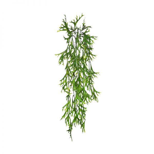 Y0125.10-Colgante-Cuerno-de-Alce-80cm-Verde