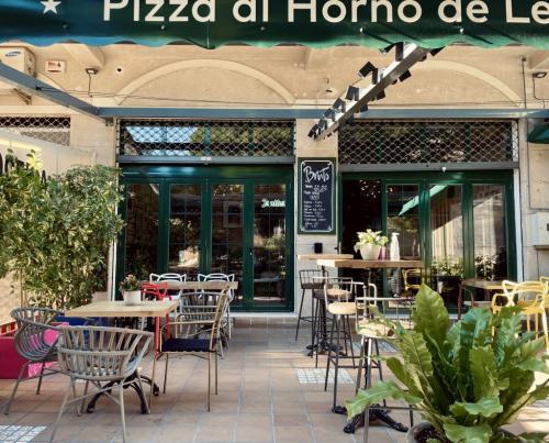Restaurante La Leña (Cabo de las Huertas)