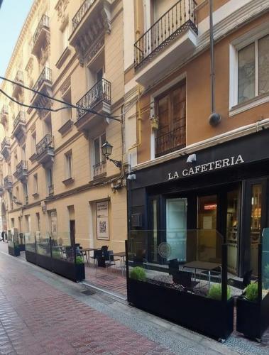 La Cafetería (Zaragoza)