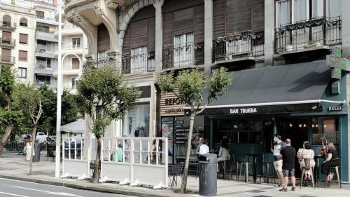 Bar Trueba (San Sebastian)